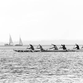Sailboats and Kayaks by Scarola Photography