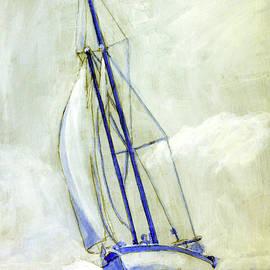 Sailing by David Zimmerman