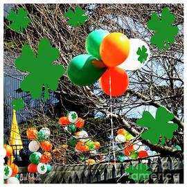 Saint Patrick's Day Remembered by Carol F Austin