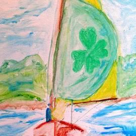 Saint Patrick's Day by Stanley Morganstein