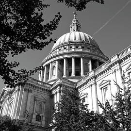 Saint Pauls Cathedral 2 by Alex Cassels