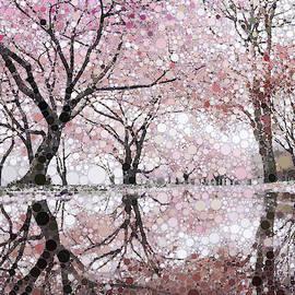 Sakura Spring Pink by Susan Maxwell Schmidt