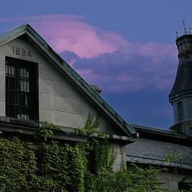 Salems Haunted Jail by Jeff Folger