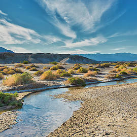 Salt Creek by Jurgen Lorenzen