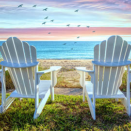 Salty Breezes by Debra and Dave Vanderlaan