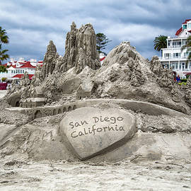 San Diego Beach Life by Nancy Carol Photography