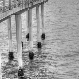 San Diego Pier by Bill Hamilton