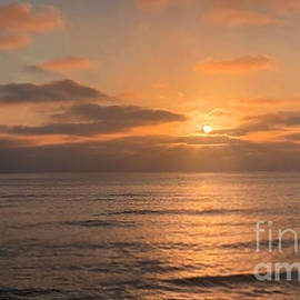 San Diego Sunset  by Ruth Jolly