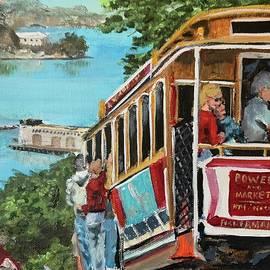 San Francisco by Alan Lakin