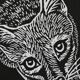 San Joaquin Kit Fox by Beatriz Portela