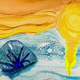 Sand Dollar by Mary Cacciapaglia