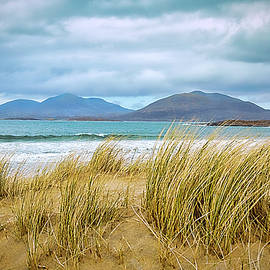 Sand Dunes at Luskentyre by Robert Murray