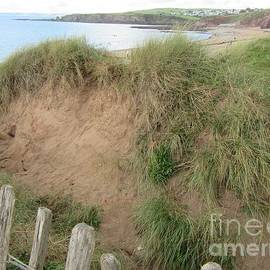 Sand Dunes At South Milton, UK by Lesley Evered