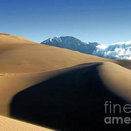 Sand Dunes by Valentina Gatewood