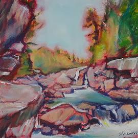 Sand River - 025 of Celebrate Canada 150 by Sheila Diemert