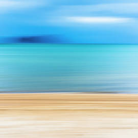 Sand, Sea, Sky by Lucy Brown