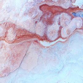 Sand Stone Art by Angelika Vogel