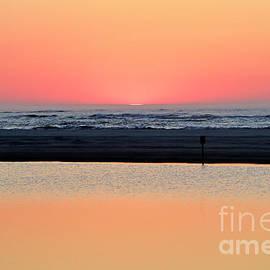 Sandbar Sunrise by John Van Decker
