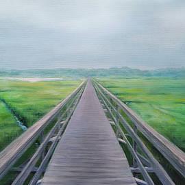 Sandwich Boardwalk by Jonathan Guy-Gladding JAG