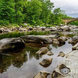 Sandy River Rocks by Alana Ranney