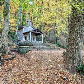Sant Marti del Corb, Autumn Colors, Catalonia by Marc Garrido
