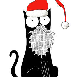 Santa Claws  by Andrew Hitchen