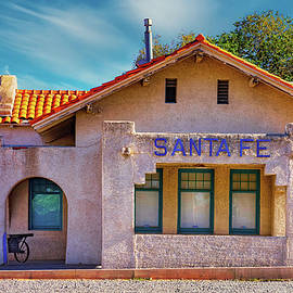 Santa Fe Station by Stephen Anderson