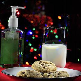 Santas Cookies In 2020 by Steve Gadomski