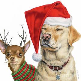 Santa's Little Helpers by Sarah Batalka