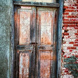 Santiago de Cuba Door 4 by Claude LeTien