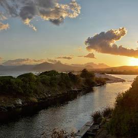 Sardinia Orosei Bay by Joachim G Pinkawa