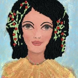 Sassy Lady No 1 by Lene Pieters