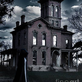 Sauer Castle Spooky by Kevin Anderson