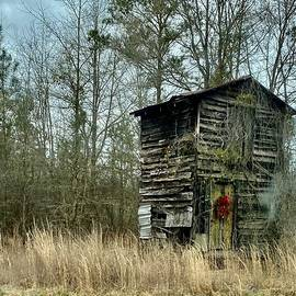 SC Old Tobacco Curing Barn by Forrest Fortier