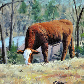 Scandia Cow by Rick Hansen
