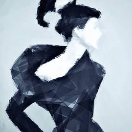 Schiaparelli Chic III by Susan Maxwell Schmidt