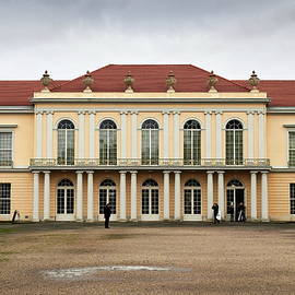 Schloss Charlottenburg New Wing.Berlin by Jouko Lehto