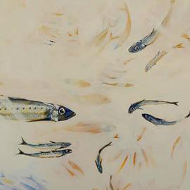 Scillier Sardines by Chris Walker