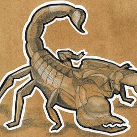 Scorpio by Agustin Czyrka