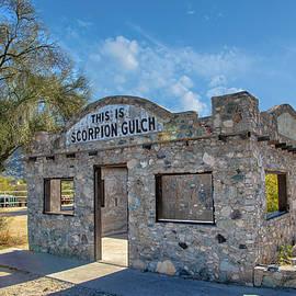 Scorpion Gulch by Lorraine Baum