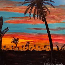 Scottsdale Sunset by Lee Piper