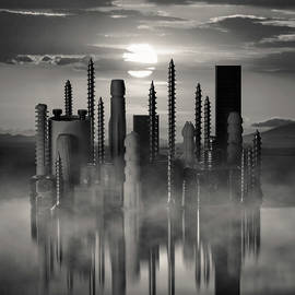 Screw City by Dave Bowman