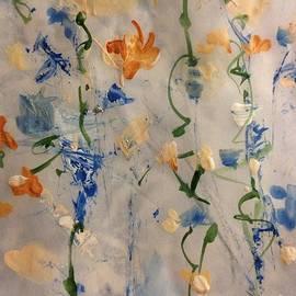 Scrolling Springtime by Nancy Kane Chapman