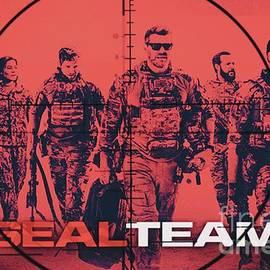 Seal team by Laurence Stefani