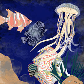 Sealife by Marshal James