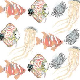 Sealife Pattern by Marshal James