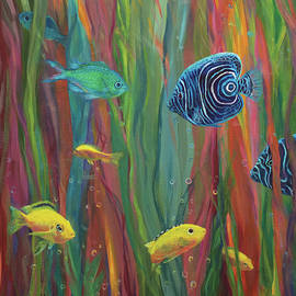 Sealife by Sandy Herrault