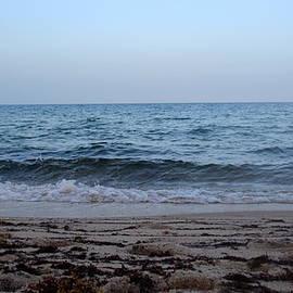 Seascape 2 by Phyllis Keller