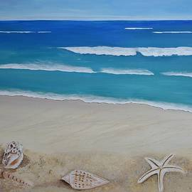Seascape by Paula Goodman