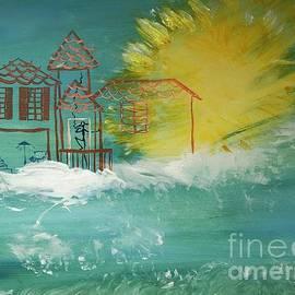 Seaside Houses. Les Maisons Balneaires. by Martine Harris